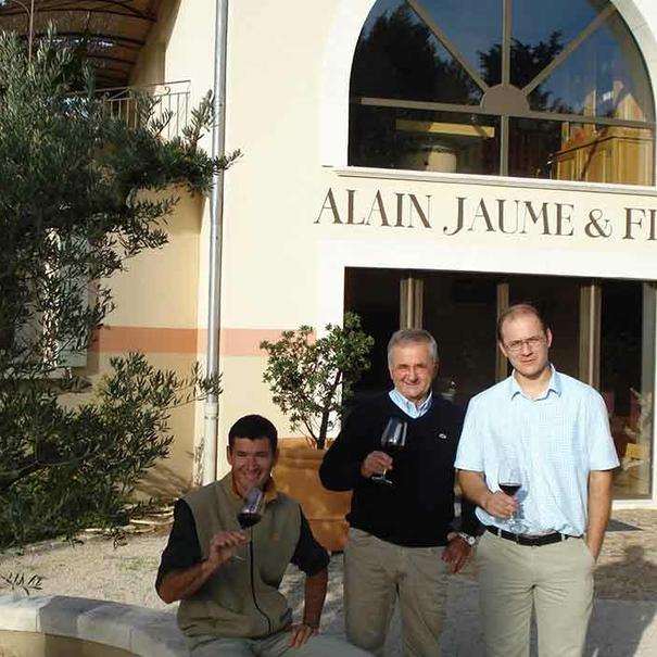 Responsables actuales de Alain Jaume